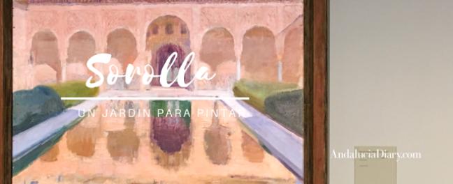 Andalucia Diary Sorolla Sevilla