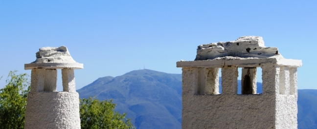 Chimney Pots Alpujarras