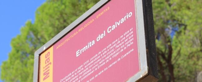 Ermita De Calvario Mijas Pueblo