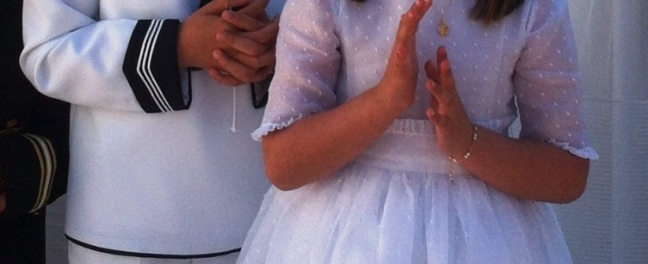 First Communion Cropped