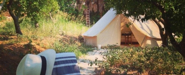 Glamping At Casa Del Laila Alhaurin El Grande Andalucia Diary Andrew Forbes 7