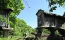 Horreos In Galicia