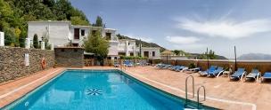 Hotel Finca Los Llanos Capileira Alpujarras Rural 17