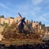 Easter Procession in Malaga City Andalucia