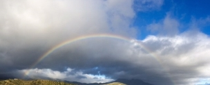 Low Res Rainbow At Guaro Andrew Forbes