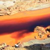 Rio Tinto Huelva Andalucia Spain Martian Like Environment