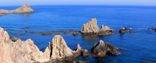 Salinas De Cabo De Gata Andalucia Diary