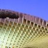 Seville Sevilla Metropol Parasol Las Setas The Mushrooms Andrew Forbes Andalucia Diary