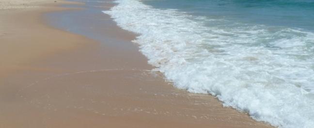 Tarifa Beach Andrew Forbes Andalucia Diary