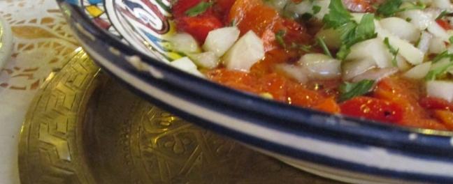 Arab Food In Malaga