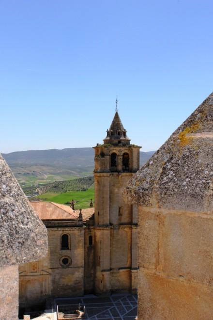 Alcala la real, Jaen Province, Andalucia, Andalusia