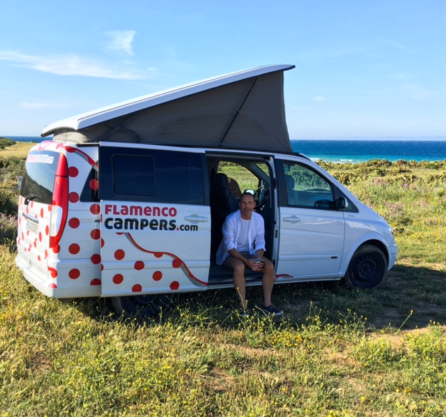 1d2227176c ... the freedom of the open road and the flexibility of having a  home-from-home on wheels. It s easy to hire a Campervan in Spain with Flamenco  Campers.