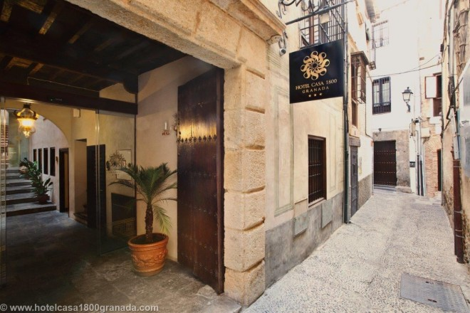 Boutique Hotel Casa 1800 Granada Andalucia (6)