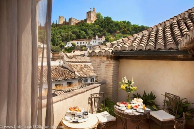 Boutique Hotel Casa 1800 Granada Andalucia (9)