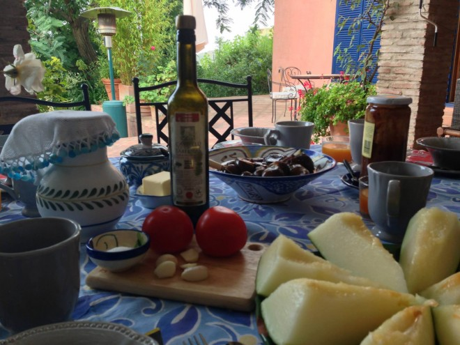 Breakfast at El Nobo with Toma Tours © Toma Tours