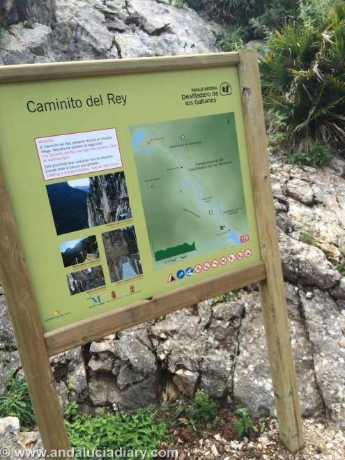 Caminito del Rey Andalucia Diary (1)