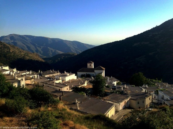 Capileira Las Alpujarras bubion