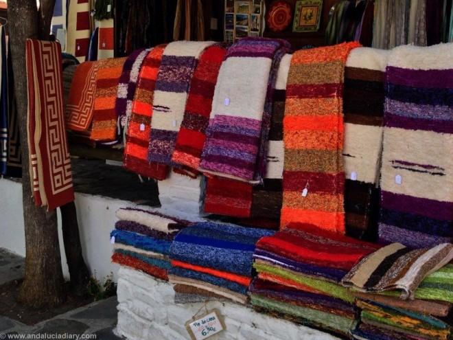 Capileira Las Alpujarras rugs