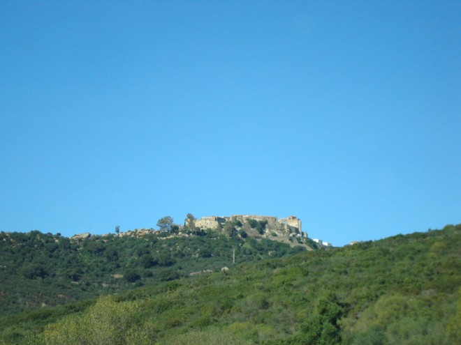 Castellar de la Frontera 2008 Andalucia Diary