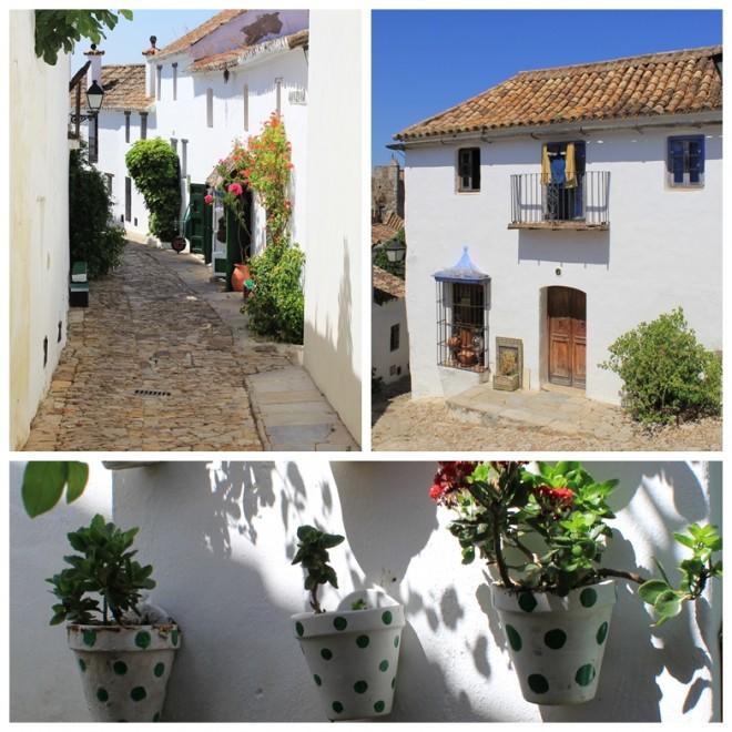 Castellar de la Frontera, cadiz, Andalucia, old town