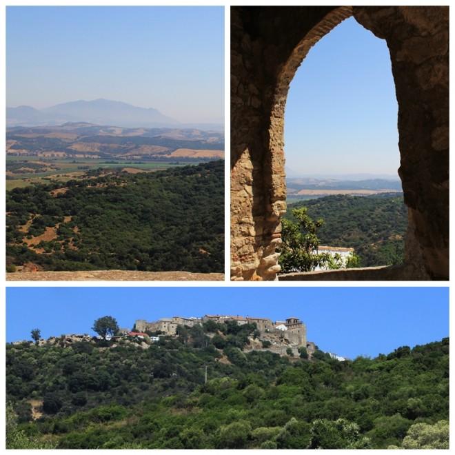 Castellar de la Frontera, cadiz, Castle