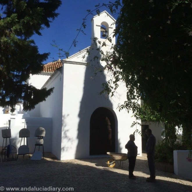 Cementerio San Sebastian Casabermeja A Forbes Andalucia Diary  (1)