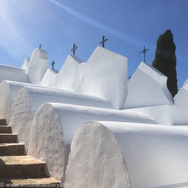 Cementerio San Sebastian Casabermeja A Forbes Andalucia Diary  (3)