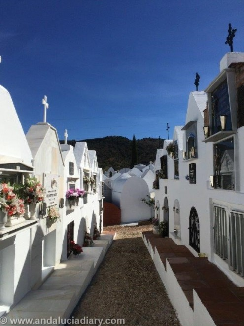 Cementerio San Sebastian Casabermeja A Forbes Andalucia Diary  (4)