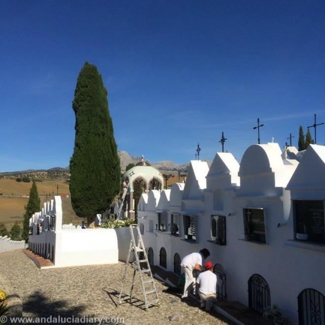 Cementerio San Sebastian Casabermeja A Forbes Andalucia Diary  (6)
