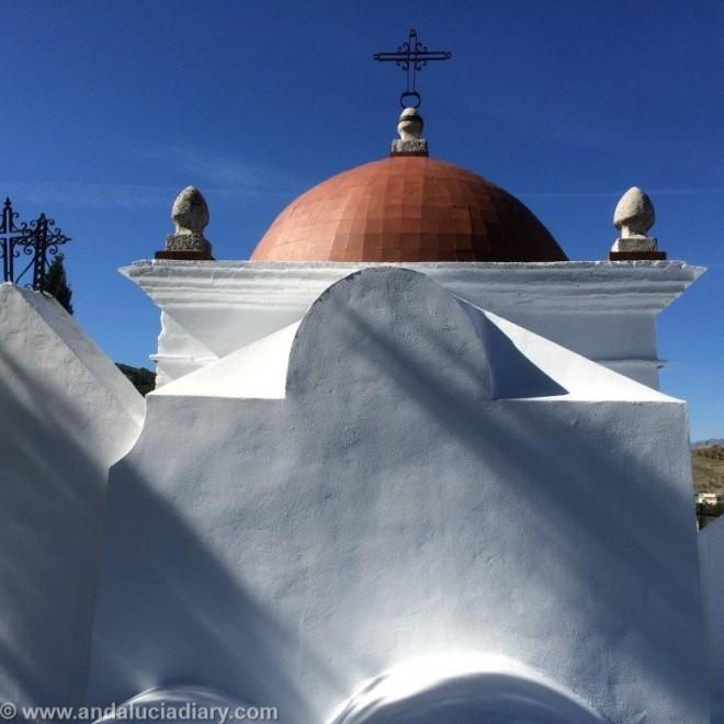 Cementerio San Sebastian Casabermeja A Forbes Andalucia Diary  (7)