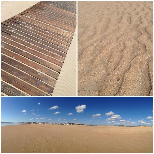Conil Beach Costa del La Luz Andalucia Diary