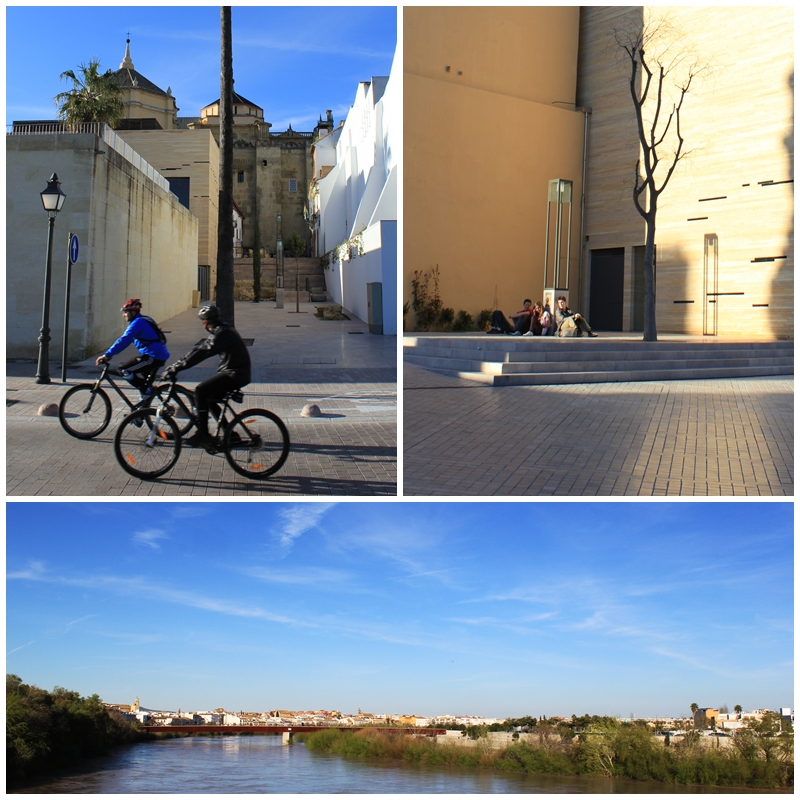 Cordoba's renovated riverside walkways