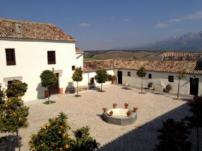 Cortijo del Marques Granada Andalucia Diary (3)