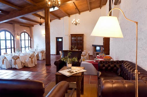Dining Room Cortijo del Marques