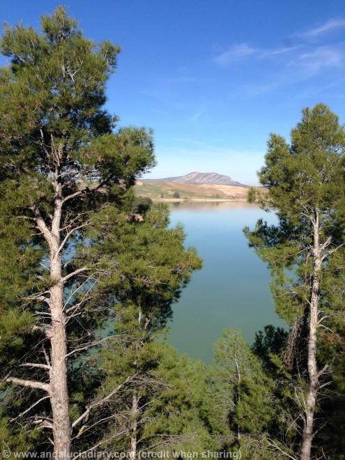 El Chorro Winter Calm Andalucia Diary