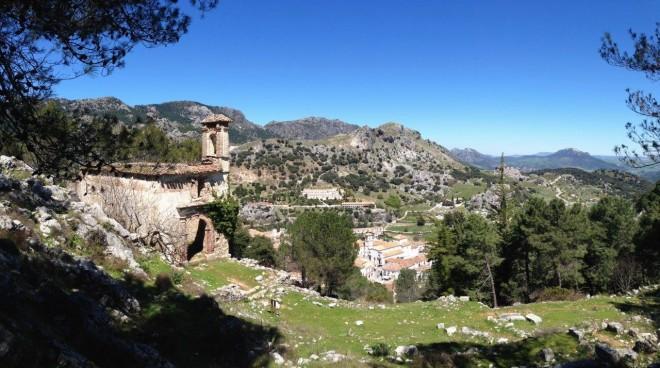Ermita del Calvario Grazalema