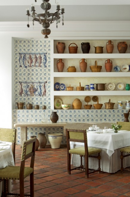 Finca Cortesin El Jardin Andalusian Kitchen