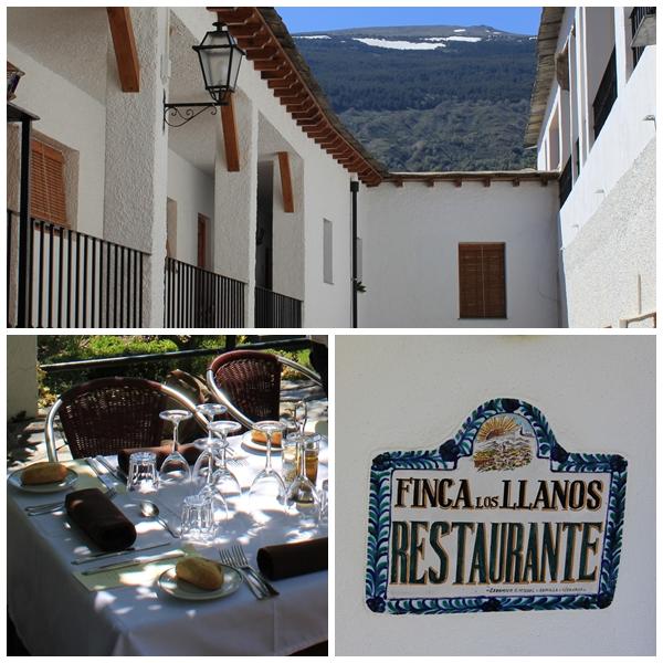 Finca Los Llanos Alpujarras www.hotelfincalosllanos.com