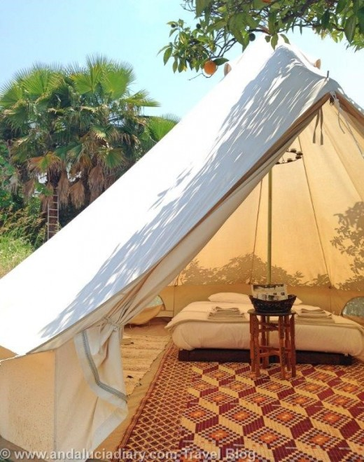 Glamping at Casa del Laila Alhaurin el Grande Andalucia Diary Andrew Forbes (3)