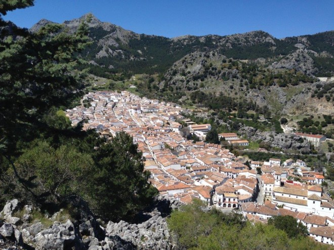 Grazalema Village ANDREW FORBES