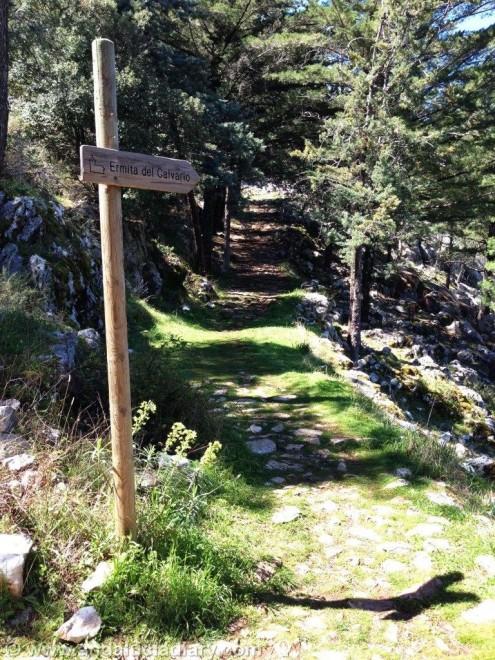 Grazalema natural Park Andalucia Diary (12)