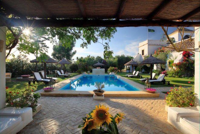Hacienda de San Rafael Andrew Forbes Andalucia Diary (8)