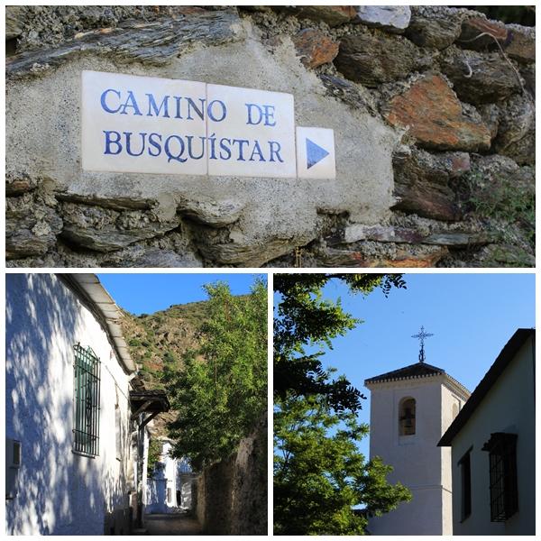 Hiking Mecina Fondales Alpujarras Andalucia