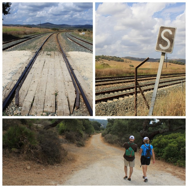 Hiking Mr Henderson's Railway with Toma Tours