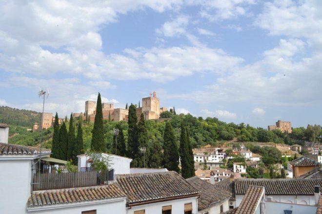 Casa del Alrajife Hotel Granada Albaicin | Andalucia Diary