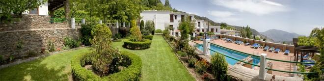 Hotel Finca Los Llanos Capileira Alpujarras Rural (13)