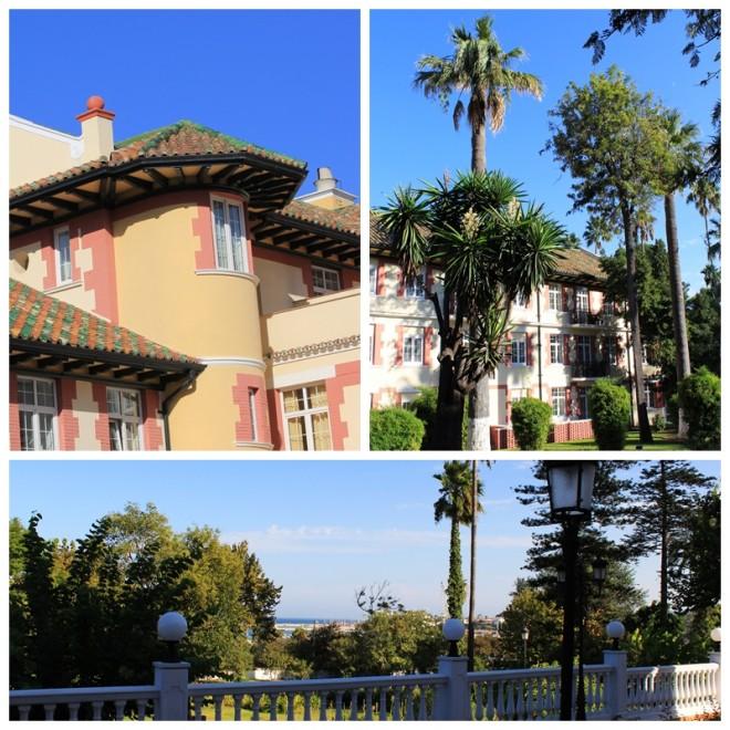 Hotel Reina Cristina Algerciras Toma Tours details