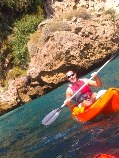Andrew Forbes Kayaking