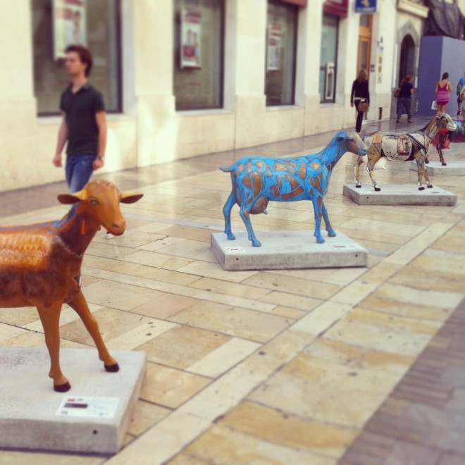 Om My Goat, Andalucia Diary