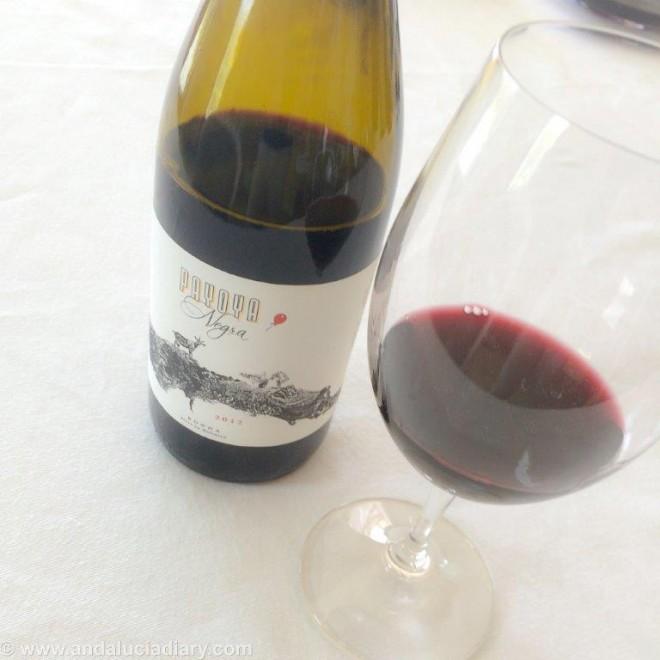 La Melonera Ronda Winery Andalucia Diary (11)